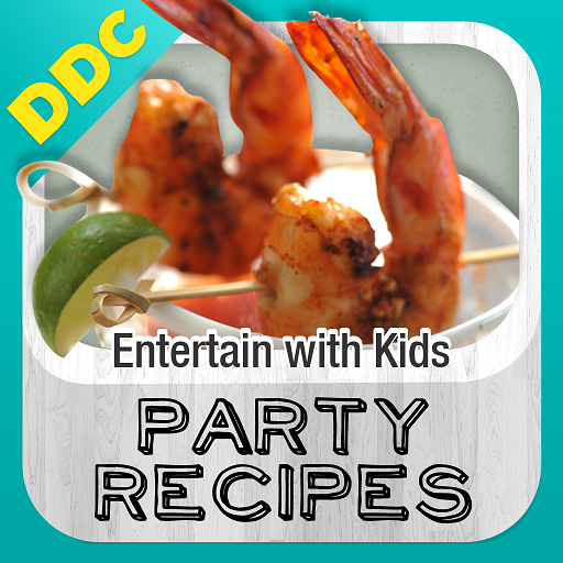Party Recipe LOGO-APP點子
