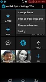 AntTek Quick Settings Pro Screenshot 4