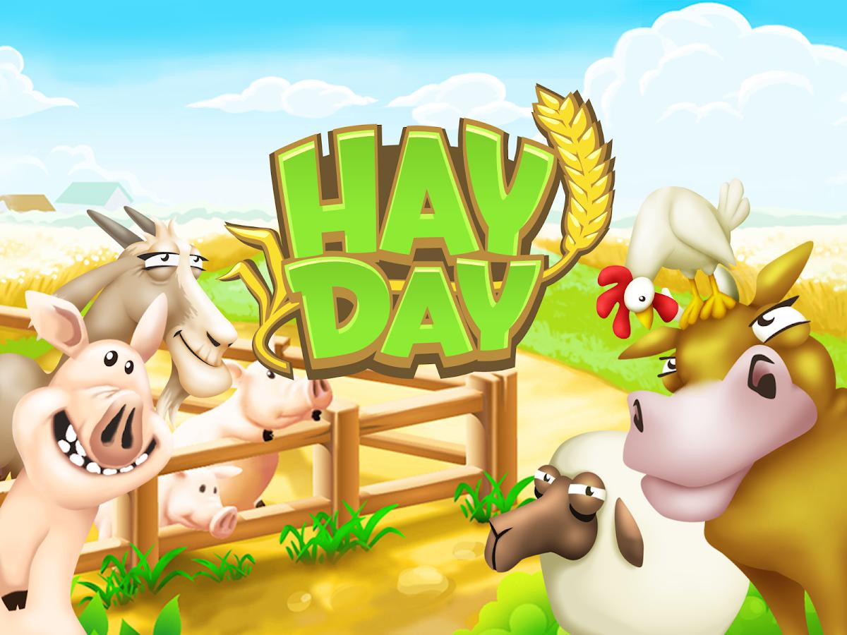 Hay Day Spielen