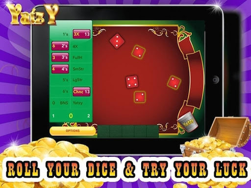 Mobile Dice Play - Yatzy HD