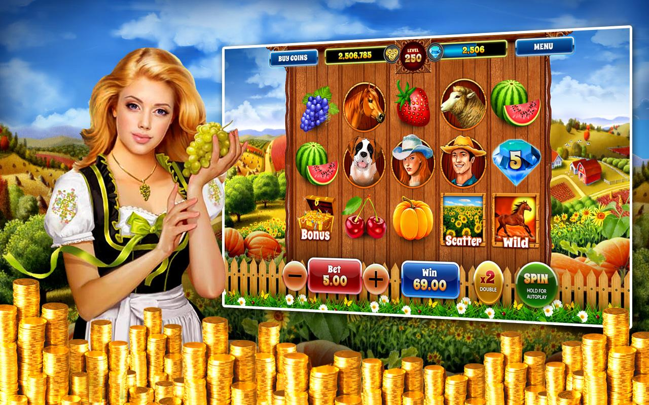 Slots Farm FREE CASINO Pokies - screenshot