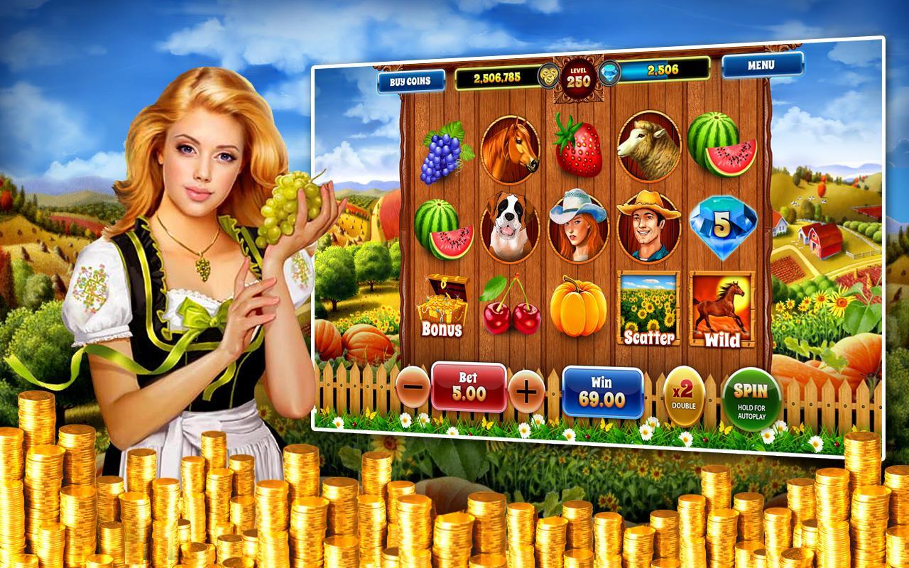 Slots Farm FREE CASINO Pokies- screenshot