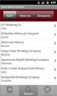 Iowa Wine & Beer - screenshot thumbnail