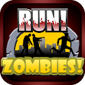 Run! Zombies! logo