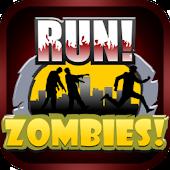 Run! Zombies!