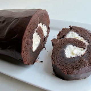 Chocolate Roll (a.k.a. Giant Yodel)