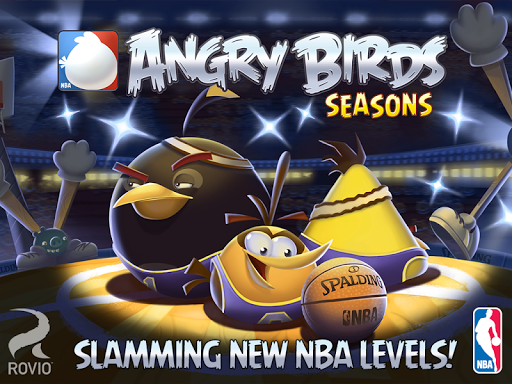 Angry Birds Seasons v4.2.1 (Unlimited Items)