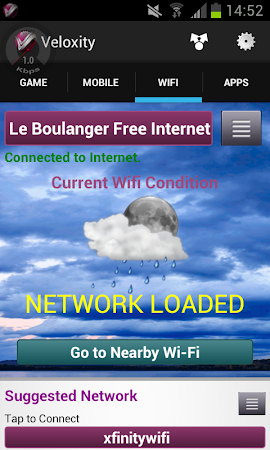 WiFi     Mobile Network Speed 1.0.158 screenshot 157145