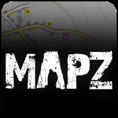 MapZ - DayZ map