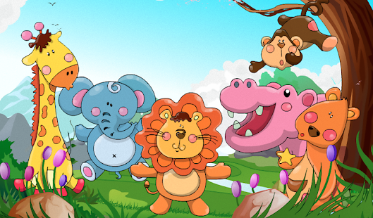 Online Coloring Zoo Animals : Zoo animals coloring games android apps on google play