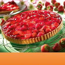 Abbildung Erdbeer-Tarte