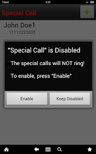 Special Call- screenshot thumbnail