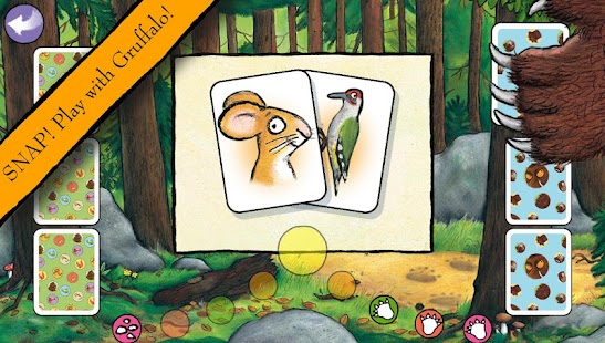 Gruffalo: Games- screenshot thumbnail