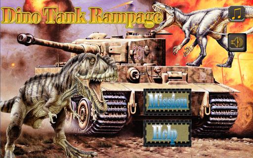 Dino Tank Rampage