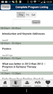 Epilepsy FDN - screenshot thumbnail