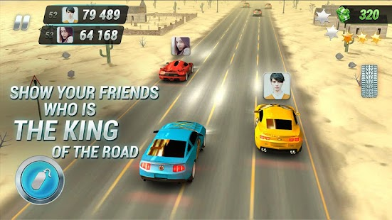 Road Smash: Corrida Maluca! Screenshot