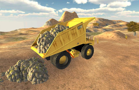 dump truck driving simulator 1.0 screenshot 55222