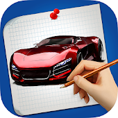 Как рисовать: Машины