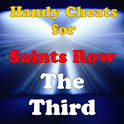 Saints Row : The Third Cheats icon