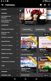 PressReader (preinstalled) Screenshot 16