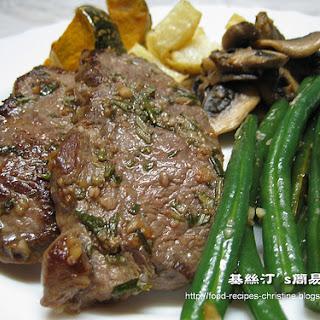 Lamb Leg Steak Recipes.