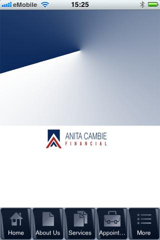 Antita Cambie Financial - screenshot
