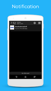 Passbook for Android - náhled
