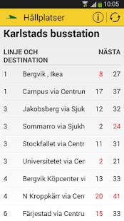 Värmlandstrafik - screenshot thumbnail