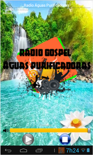 Radio Aguas Purificadoras 1.0