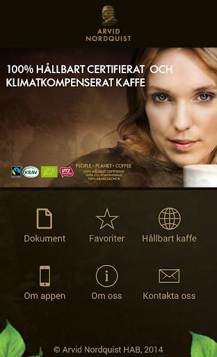 Arvid Nordquist Kaffe 2.0