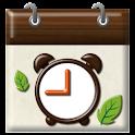 お知らせカレンダー(アラーム,TODO,リマインダ) icon