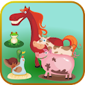 Farm Animal Sounds logo