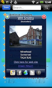 Minehead Town Guide screenshot 3