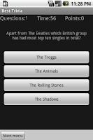 Screenshot of Best Trivia Ever