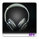 Bass Booster mobile app icon