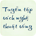 Tuyen tap sach nghe thuat song icon