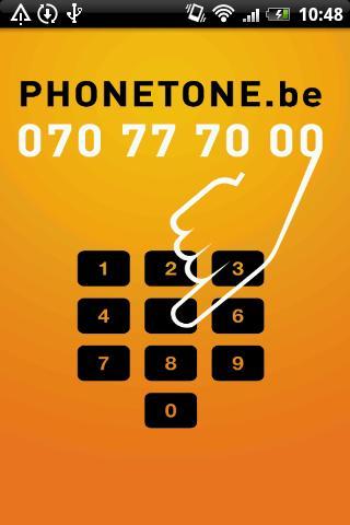 PhoneTone- screenshot