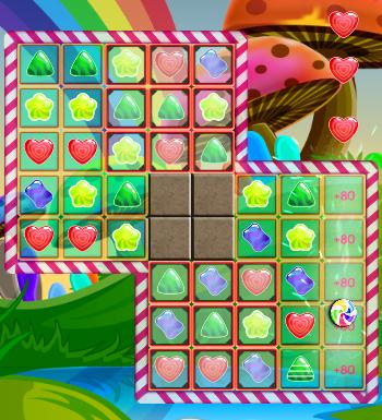 Candy Sweet Saga