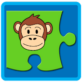 Preschool:Animal Jigsaw Puzzle