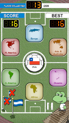 Flag Drag 2014 Honduras