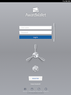 AwardWallet- screenshot thumbnail
