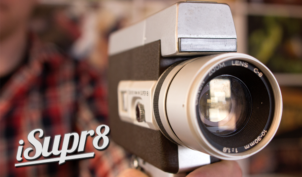 Download iSupr8 Vintage Super 8 Camera Apk | Media & Video