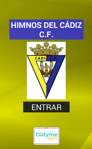 Cádiz Football Club Anthems
