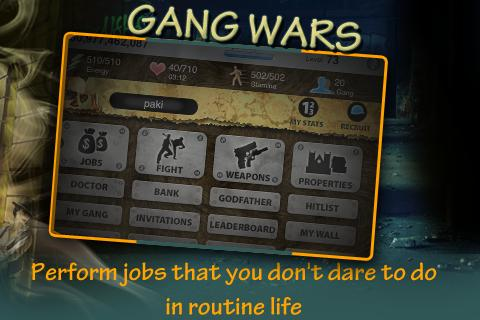 Gang Wars - screenshot