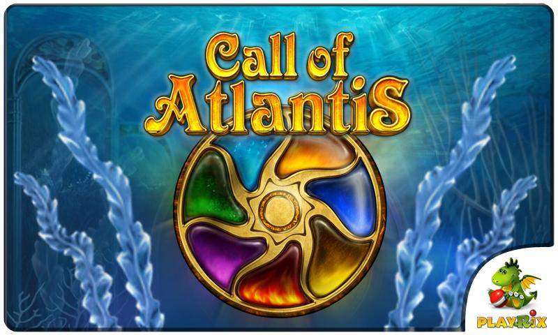 Call of Atlantis by Playrix - screenshot