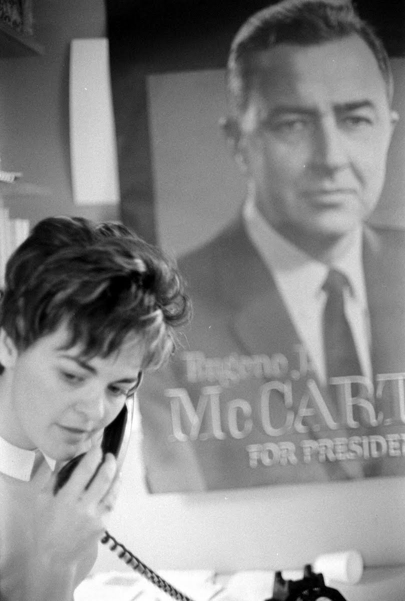 Youth For Sen. Mccarthy