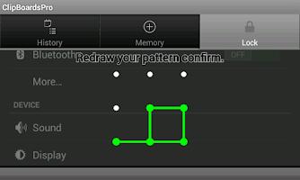 Screenshot of ClipBoardS Copy&SendApp