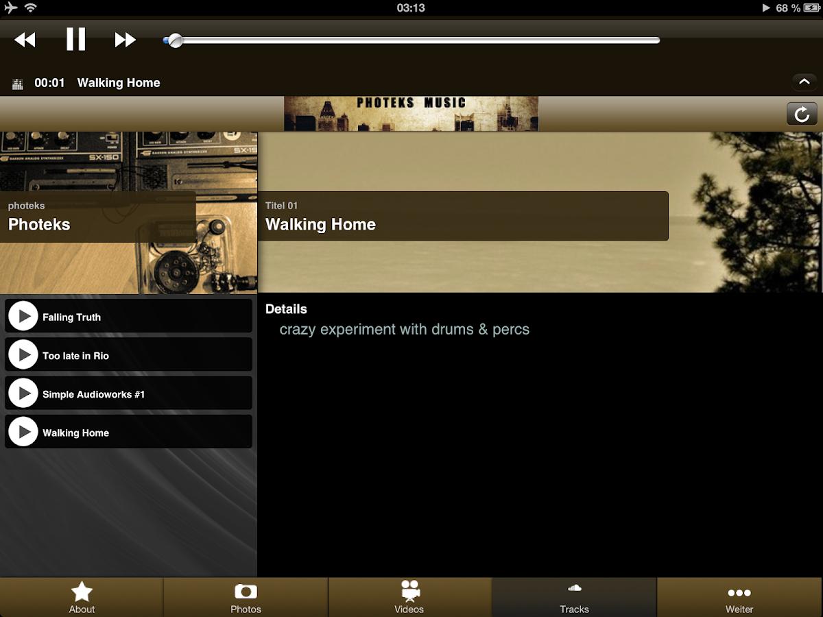 Photeks Media Podcast - screenshot