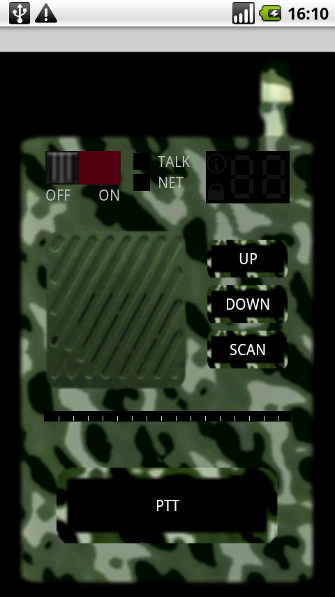 Virtual Walkie Talkie Pro - screenshot