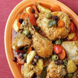 Chicken Fricassee.
